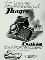 The End of Blind Photography - Ihagee Exakta